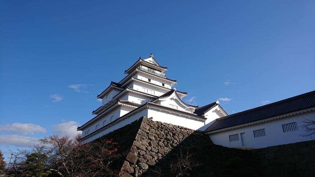 鶴ヶ城 本丸