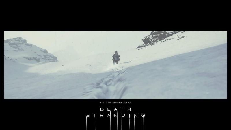 Death Stranding 道