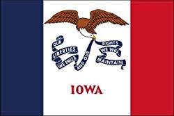 アイオワ州旗