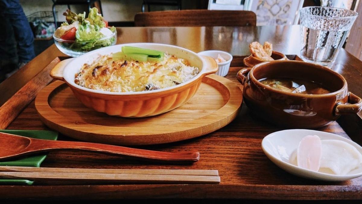 酵素玄米, ヴィーガンランチ, ナチュラルカフェ幸の木, 八王子