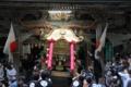 2012年5月3日(木)井波八幡宮よいやさ祭り