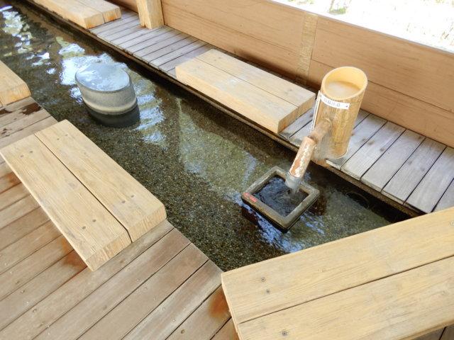 和倉温泉 湯っ足りパーク(妻恋舟の湯) 内部
