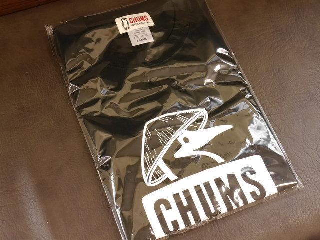 チャムス&つくりもんまつりコラボTシャツ