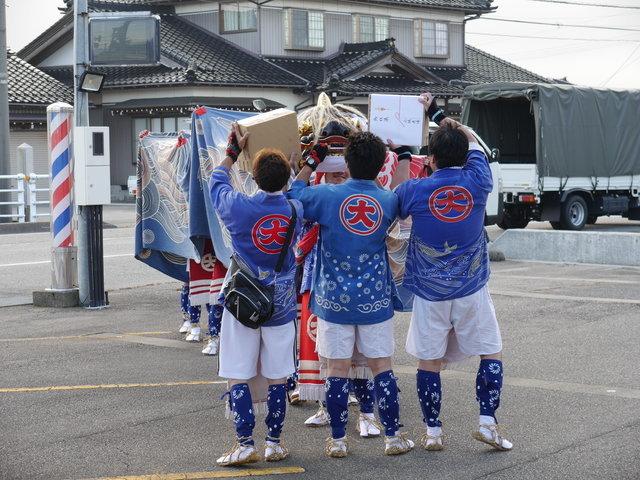 大滝神社秋季祭礼