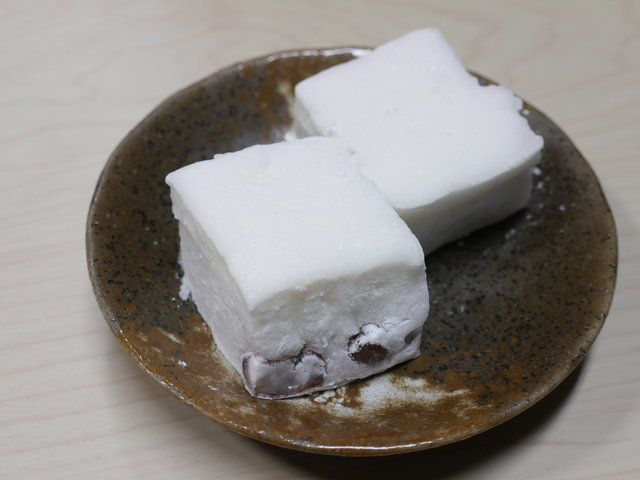 不破福寿堂 鹿の子餅(餅)