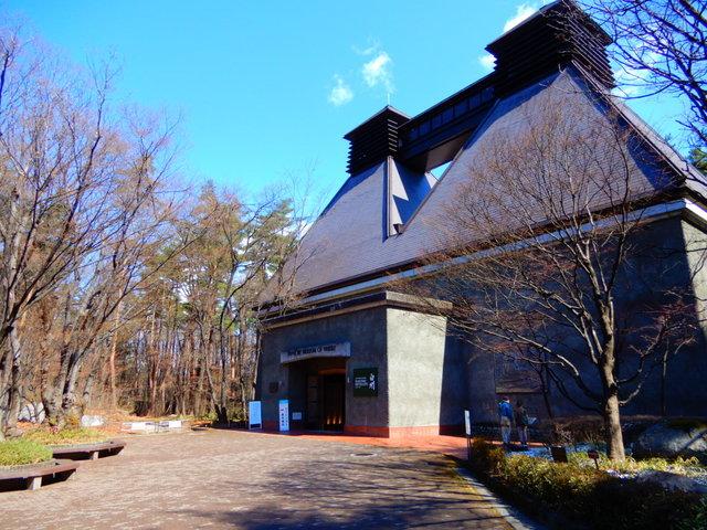 白州ウイスキー博物館