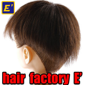 hairstyle223 カット後、後ろ