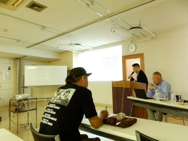 三島裕和講師