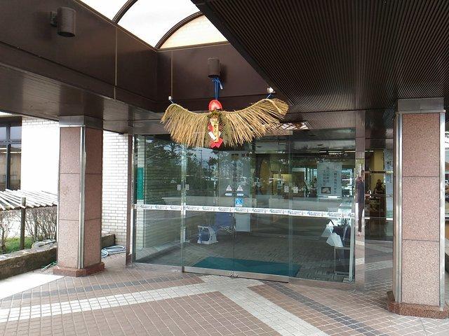 高岡市役所福岡庁舎