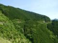 吉野大峰林道