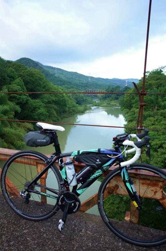 例の橋(綾部市:山家地区)