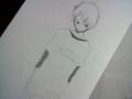 影山っていうのは姉が勝手に描いただけで、別に影山描いたわけじゃな