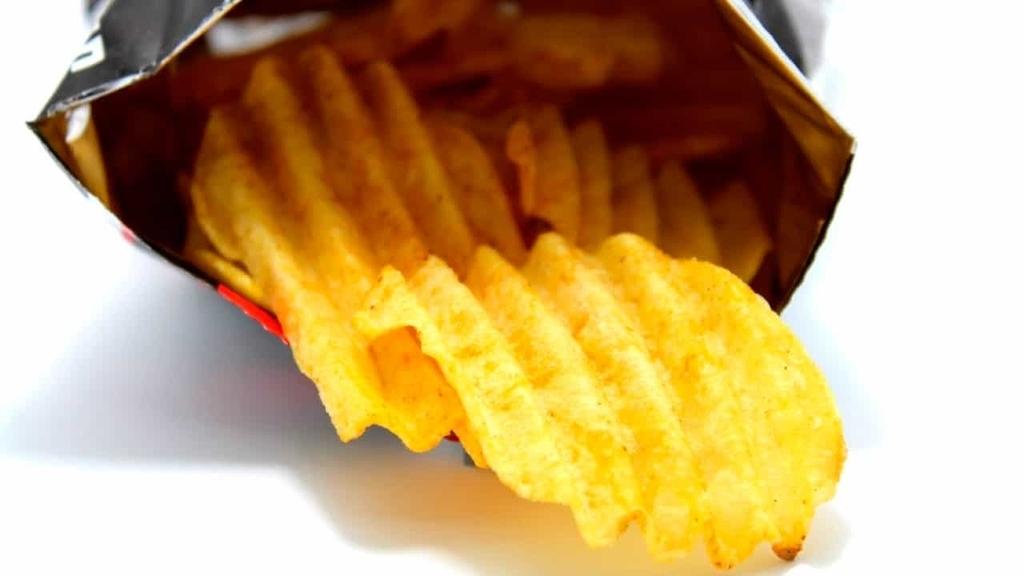 ポテトチップス×極上調味料で美味しくなる!