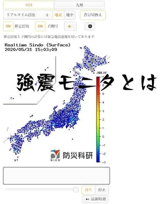 モニタ 研究 強震 所 技術 防災 科学