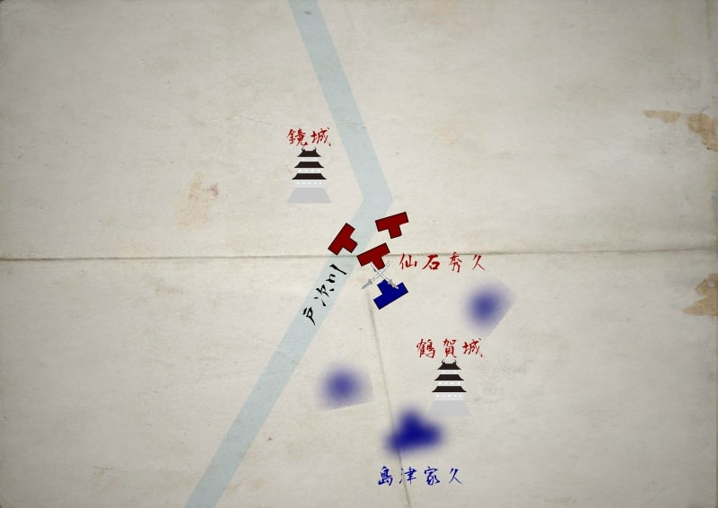 戸次川の戦い、開戦