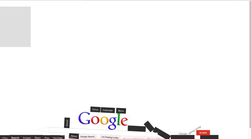 検索 Google Glavity グーグル 重力