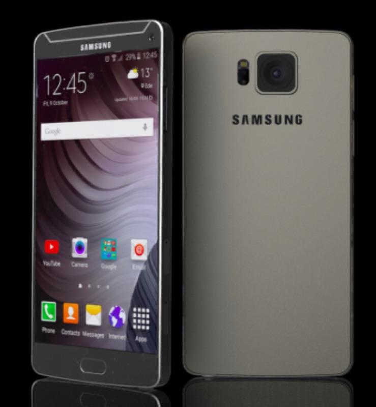 サムスン Galaxy Note 5 ギャラクシー ノート スペック