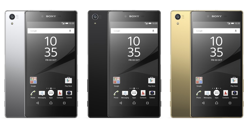 Sony ソニー Xperia Z5 Premium IFA2015 エクスペリア スマホ スマートフォン 4K docomo ドコモ スペック 性能