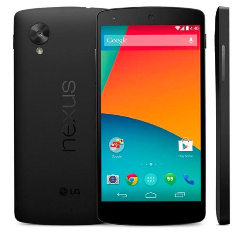 Google Nexus 5 グーグル ネクサス 2013年 スマホ