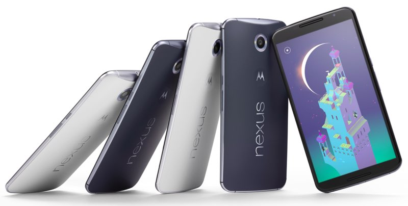 Google Nexus 6 グーグル ネクサス 2014年 スマホ