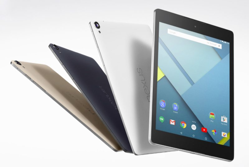Google Nexus 9 グーグル ネクサス 2014年 タブレット