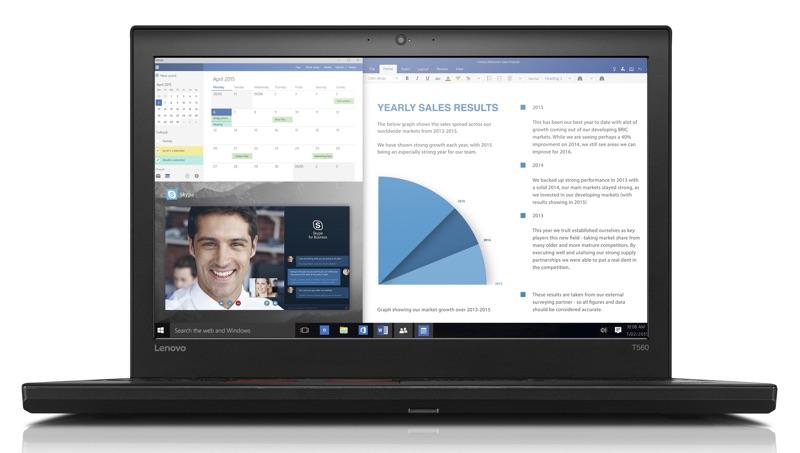 Lenovo ThinkPad T560 レノボ ノートパソコン スペック 価格 発売日