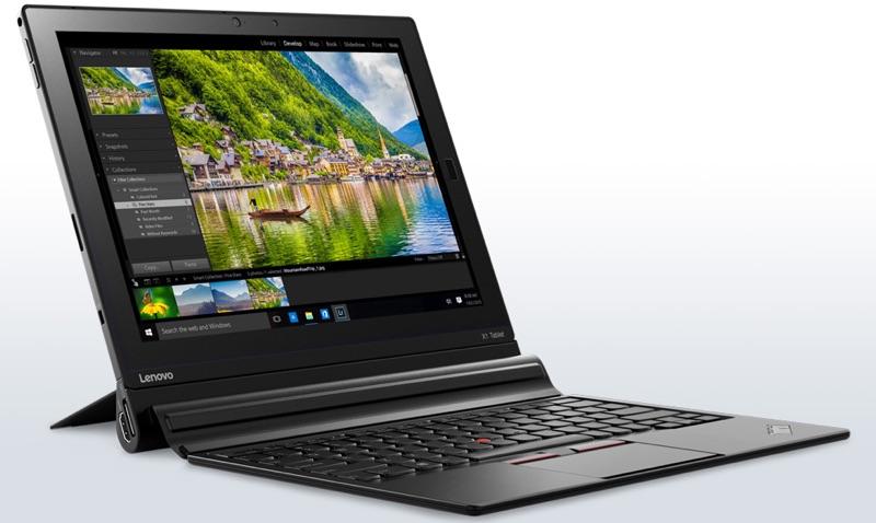 Lenovo レノボ ThinkPad X1 Tablet ティンクパッド 2 in 1 タブレット Windows ウィンドウズ パソコン PC スペック 性能 価格 2016年 春モデル