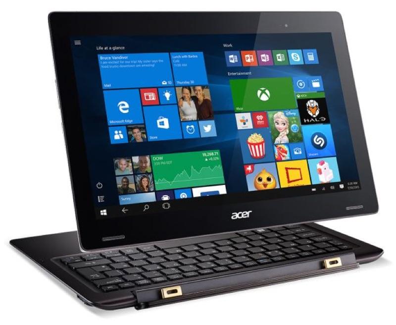 Acer エイサー Aspire Switch 12 S Windows 10 ウィンドウズ タブレット スペック