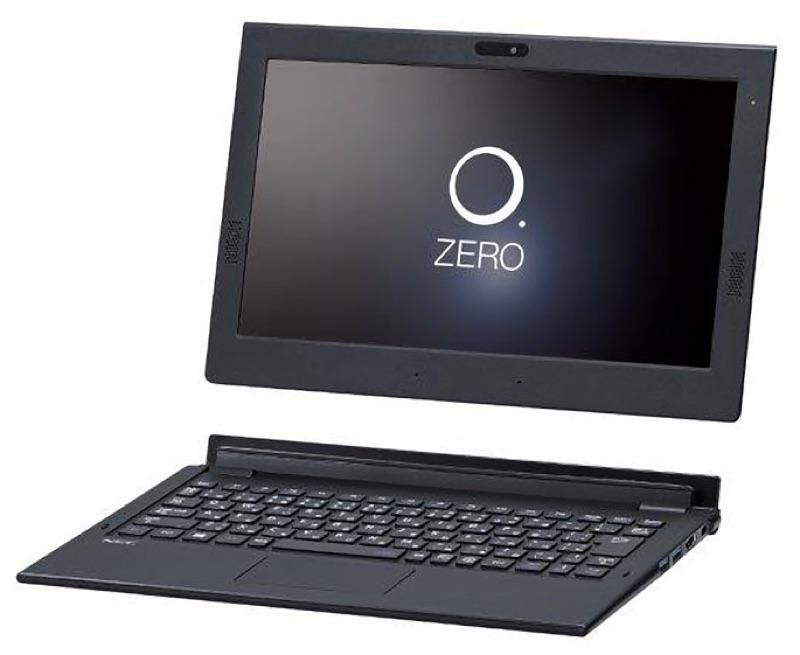 NEC LAVIE Hybrid ZERO ラビエ ハイブリッド ゼロ CES2016 ノートパソコン スペック 性能