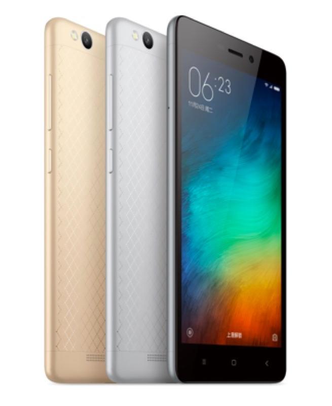 Xiaomi シャオミ Redmi 3 レッドミースマートフォン スマホ スペック 性能