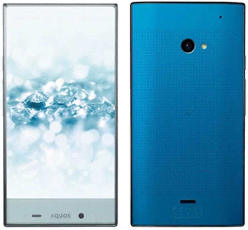 シャープ AQUOS CRYSTAL Y2 アクオス クリスタル Y!mobile ワイモバイル スマホ スマートフォン スペック 性能