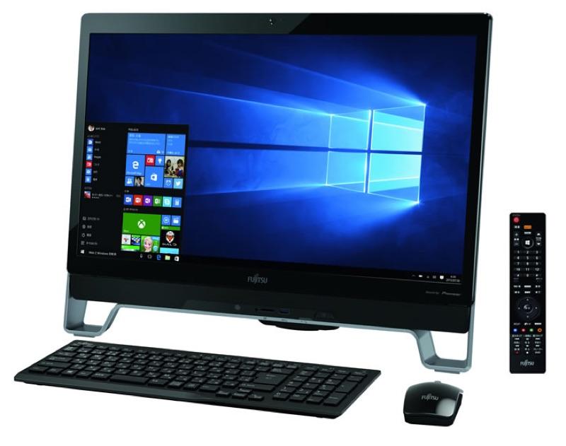 富士通 Fujitsu ESPRIMO FH エスプリモ 2016年 春モデル ノートPC パソコン Windows ウィンドウズ スペック 性能 テレビ機能
