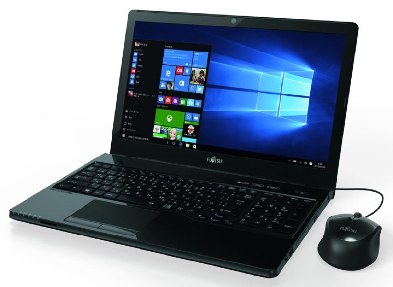 富士通 Fujitsu LIFEBOOK AH ライフブック 2016年 春モデル ノートPC パソコン Windows ウィンドウズ スペック 性能