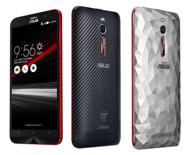 ASUS エイスース ZenFone 2 Deluxe Special Edition ゼンフォン スペシャル エディション Android アンドロイド スマートフォン スマホ スペック 性能