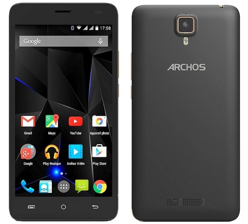 Archos 50d Oxygen アーコス アルコス オキシジェン オキシゲン MWC 2016 Android アンドロイド スマートフォン スマホ スペック 性能