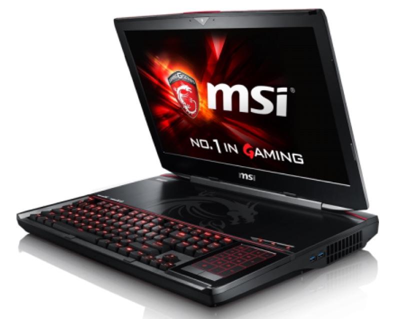 MSI GT80S 6QF 205JP ゲーミング ゲーム向け ノートパソコン ノートPC スペック 性能