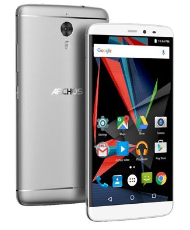 Archos Diamond 2 Note アーコス アルコス ダイアモンド ノート MWC 2016 Android アンドロイド スマホ スマートフォン  スペック 性能
