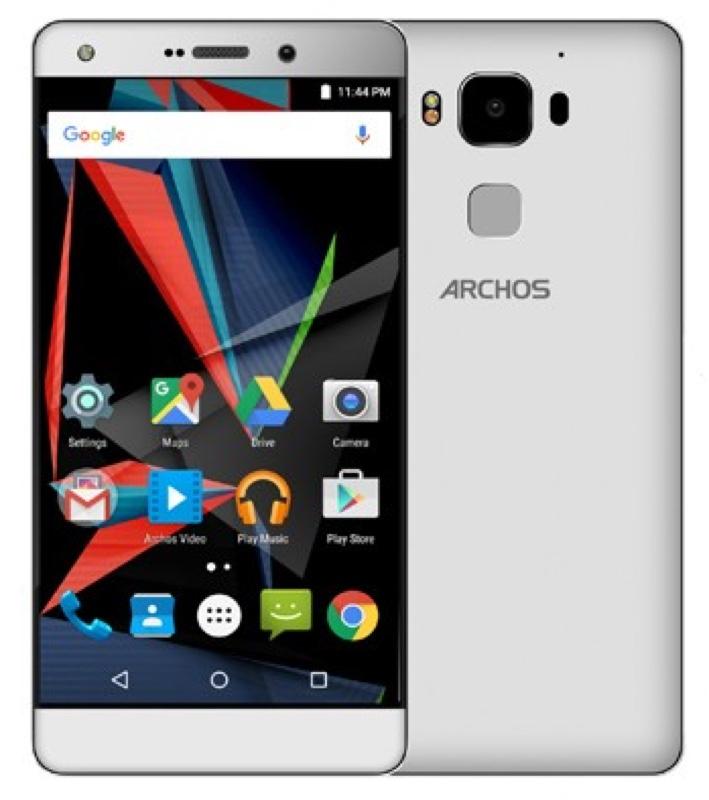 Archos Diamond 2 Plus アーコス アルコス ダイアモンド プラス MWC 2016 Android アンドロイド スマホ スマートフォン  スペック 性能