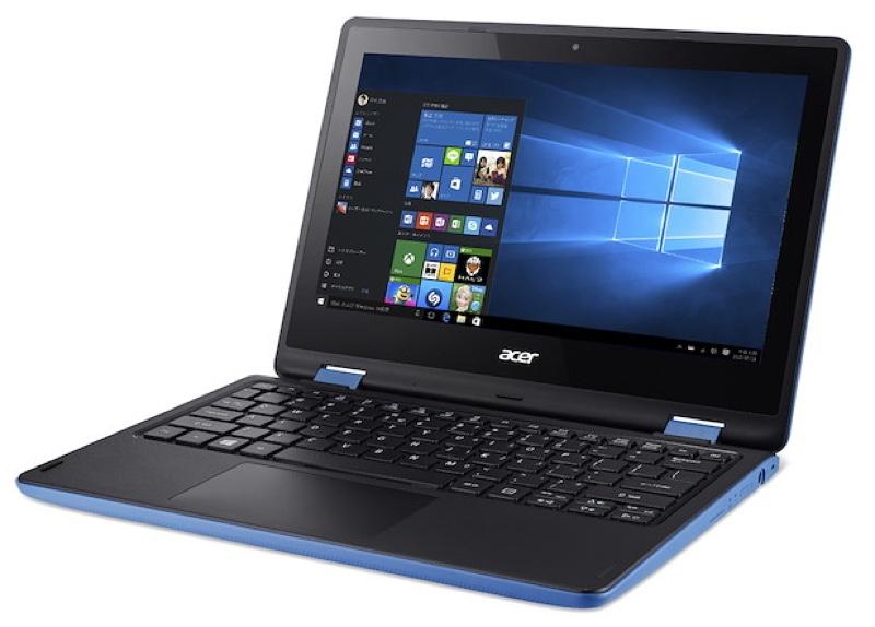 Acer エイサー Aspire R 11 2in1 Windows ウィンドウズ ノートパソコン ノートPC スペック 性能