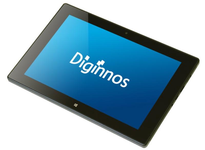 ドスパラ Diginnos Tablet DG-D09IW2 DG-D10IW3 デジノス Windows ウィンドウズ タブレット スペック 性能