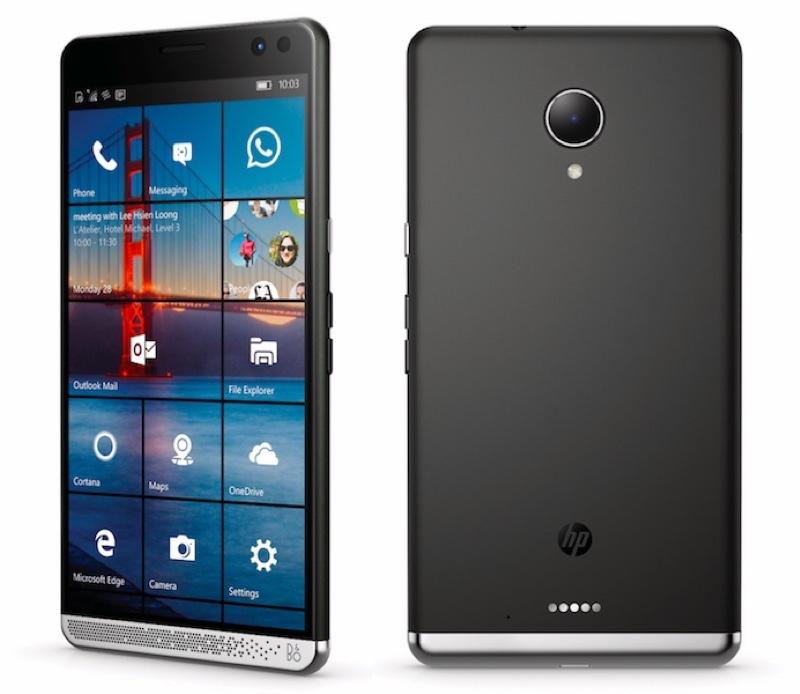 HP Elite X3 Windows 10 Mobile ウィンドウズ モバイル エリート スマートフォン スマホ スペック 性能 2016年