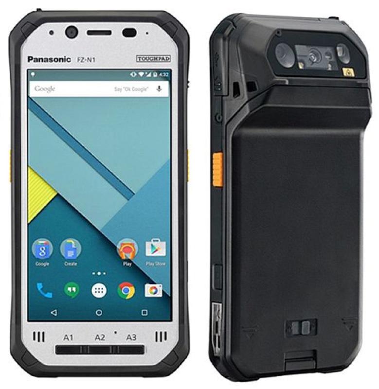 Panasonic パナソニック TOUGHPAD タフパッド FZ-N1 堅牢 高耐久 Android アンドロイド スマートフォン スマホ スペック 性能