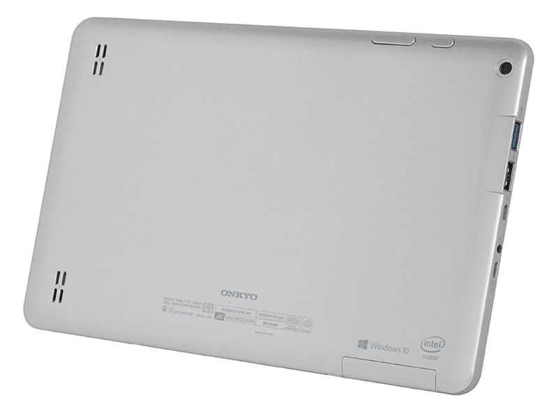 MOLジャパン ONKYO TW2A-73Z9 オンキョー Windows ウィンドウズ  Tablet タブレット スペック 性能