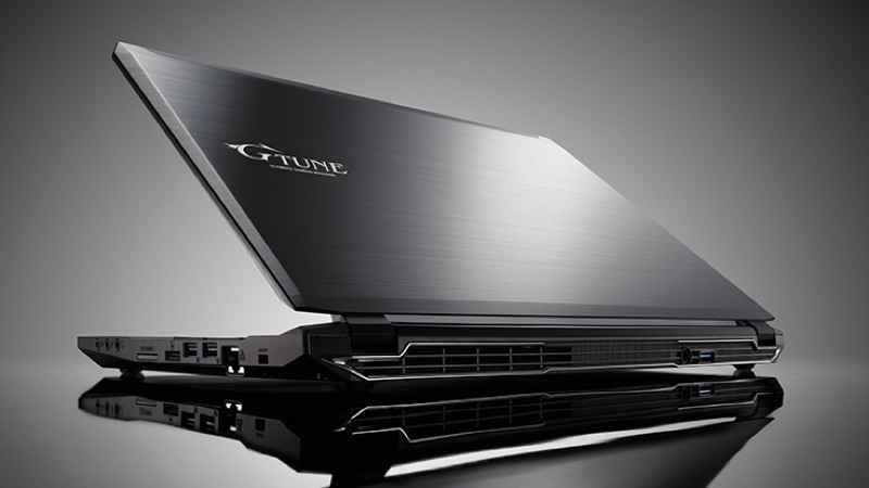G-Tune NEXTGEAR-NOTE i5710 ジーチューン ネクストギアノート Windows ウィンドウズ ノートパソコン ノートPC スペック 性能