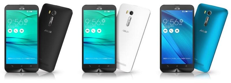 ASUS エイスース アスース ZenFone Go ゼンフォン ゴー Android アンドロイド スマートフォン スマホ スペック 性能