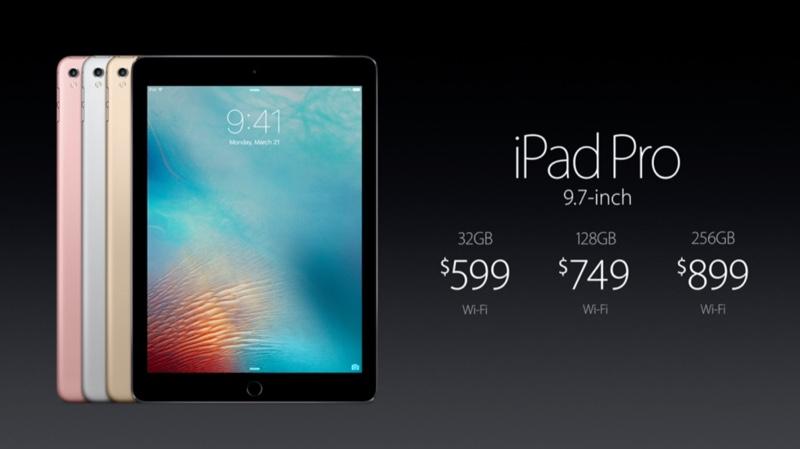 iPad Pro アイパッド プロ Apple アップル Tablet タブレット スペック 性能 2016年