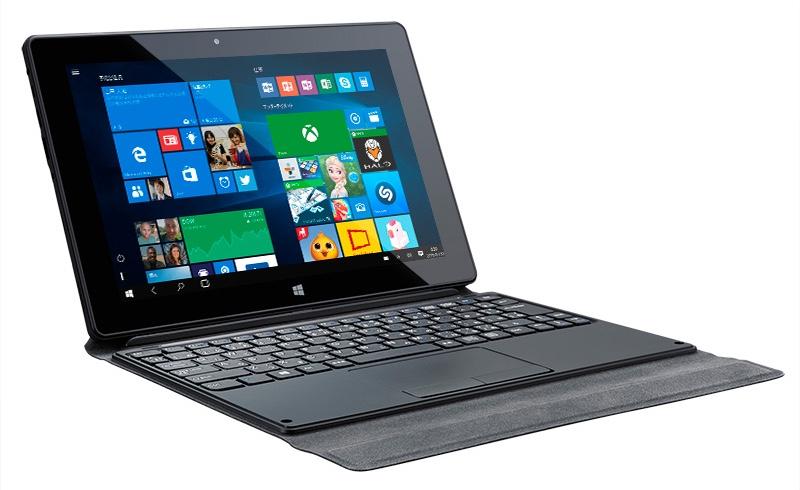 mouse マウスコンピューター Windows 10 Pro ウィンドウズ プロ MT WN1001 Pro Tablet タブレット スペック 性能