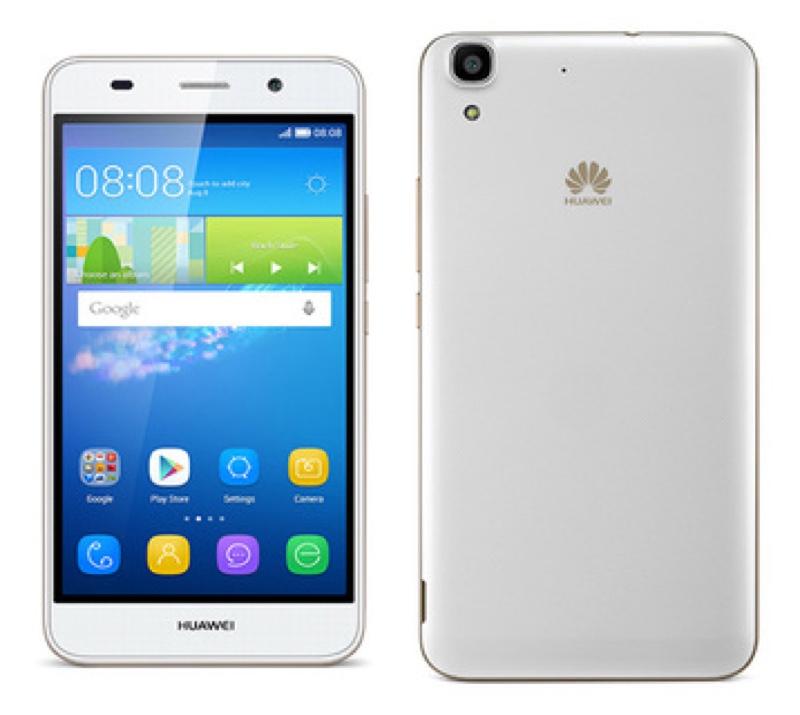 HUAWEI Y6 ファーウェイ BIGLOBE ビッグローブ Android アンドロイド スマートフォン スマホ スペック 性能 低価格 エントリーモデル