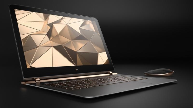HP Spectre 極薄デザイン 世界最薄 ブラック ゴールド Windows ウィンドウズ パソコン PC スペック 性能 2016年