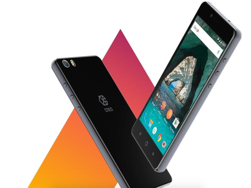 Creo Mark 1 Android アンドロイド スマートフォン スマホ スペック 性能 2016年 04月 インド